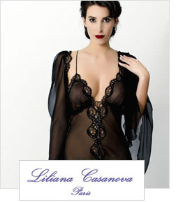 Liliana Casanova French Silk Lingerie