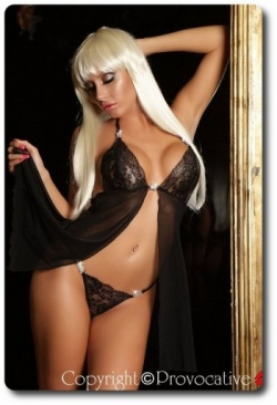 Provocative Pecado Original Babydoll