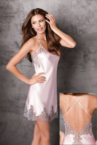 Coemi chemise Rose and Pearl
