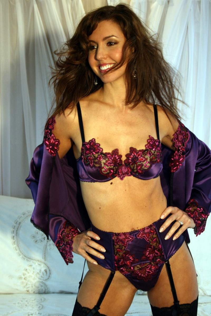b75af4021 Luxury Silk Chemise Made to Measure - Alicia by Diki Lingerie