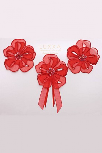 Love Rouge Nipple Covers - Luxxa Lingerie Nippies