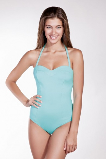 Natier  by Bip-Bip French Design One Piece Swimsuit