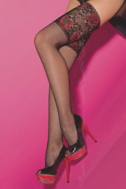 Luxury Fishnet Stockings