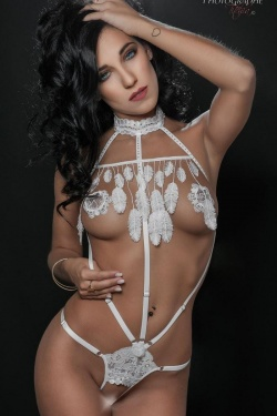 Cachou Seductive Open Body Cage