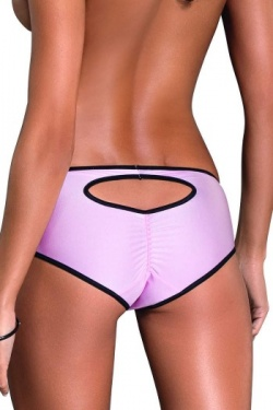 Emi Brief by Roza Lingerie - Choice of Pink or Cream