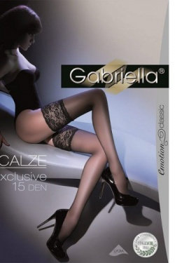 Gabriella Exclusive 201 Hold Up Stockings