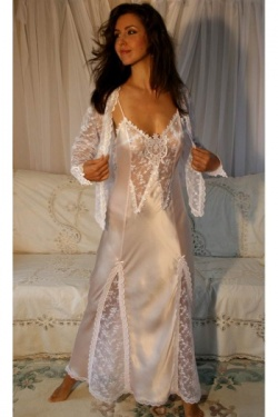Diki - Silk Nightdress Sienna