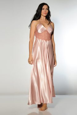 Elegant Long Nightdress Jane Woolrich Design 5077
