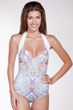 Emma - Luxury One Piece Bathing Suit