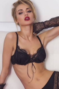 Black Push Up Bra Dark Temptation