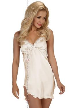Delicate Satin Chemise Beauty Night Shannon
