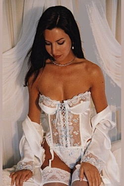 Diki Charlotte Bridal Basque