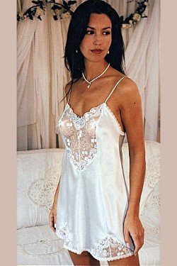 6e875a51e Buy a Real Silk Chemise from UK Online Shop Essili