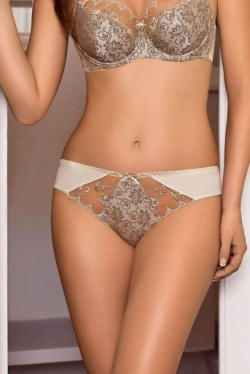 Gold & Cream Brief Susan by Gorteks